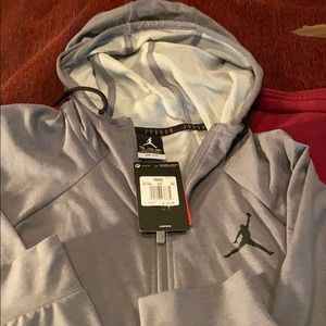 Men Air Jordan Nike Basketball Jumpman jacket
